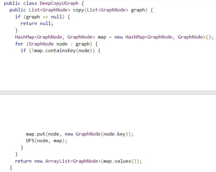 Clone Graph · leetcode